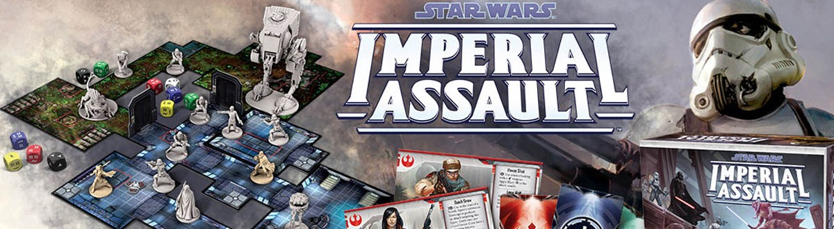 Imperial Assault - VO