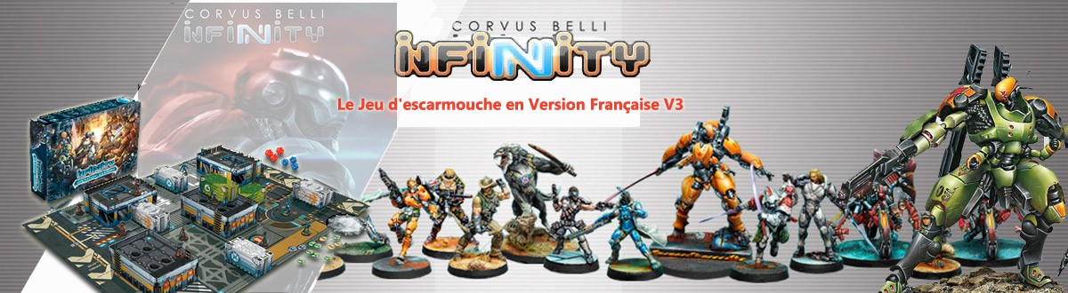02- Coffret Infinity V3 règles et background Collector
