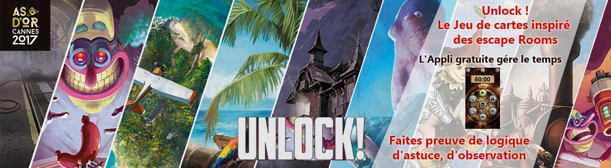 Unlock 4 - Exotic Adventures