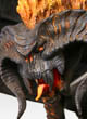 Sideshow Collectibles - Statuette The Balrog Flame Of Udun 25 Cm - ref.607