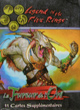 Legend Of The Five Rings - Booster Fureur De L Oni - ref.1708
