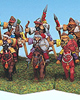 4123 Blister Archers Montés - Demonworld -  - ref.2336