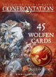 Wolfen - Blister De 45 Cartes  Confrontation 4 - ref.2876
