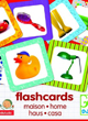 Flashcards Maison - ref.5229