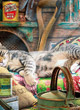 Gibsons Puzzle 1000 Pièces : Snoozing In The Shed - ref.5293