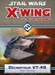 Star Wars X-wing : (empire) Décimateur Vt-49 - ref.5325