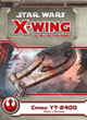 Star Wars X-wing : (alliance) Cargo Yt-2400 - ref.5326