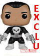 Marvel Figurine Pop Vinyl Punisher Exclu - ref.5918