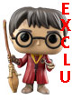 Harry Potter Pop Figurine Vinyl Harry Potter Quidditch Exclu - ref.6043