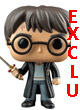 Harry Potter Pop Figurine Vinyl Harry Potter Avec épée Exclu - ref.6106