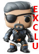 Heroes Figurine Pop Vinyl ( Arrow ) Deathstroke Unmasked Exclu - ref.6328
