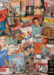 Gibsons Puzzle 500 Pièces : Spirit Of The 50s - ref.6332