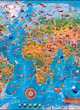 Heye Puzzle 3000 Pièces : Amazing World + Poster (le Monde Incroyable) - ref.6336