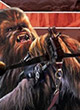 Star Wars Assaut Sur L'empire - Chewbacca - ref.6462