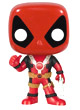 Marvel Pop Figurine Vinyl Movie Deadpool Thumb Up - ref.6577