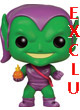 Marvel Pop Figurine Vinyl Green Goblin Exclu - ref.6581