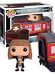 Rides Pop Figurine Hogwarth Express Carriage With Hermione  - ref.6847