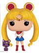Animation Figurine Pop Vinyl (sailor Moon) Sailor Moon & Luna - ref.7215