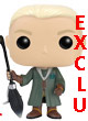Harry Potter Pop Figurine Vinyl Draco Malfoy En Tenue De Quidditch Exclu - ref.7344