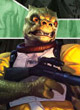 Star Wars Assaut Sur L'empire - Bossk - ref.7548