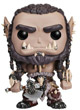 Movie Figurine Pop Vinyl (warcraft) Durotan - ref.7616