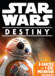 Star Wars Destiny - Booster Le Réveil - ref.7751