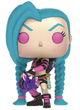 Games Pop Figurine Vinyl ( League Of Legends ) Jinx Lol - ref.7841