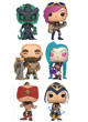 Games Pop Figurine Vinyl ( League Of Legends ) Pack Complet X6 Figurines Lol - ref.7849