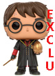 Harry Potter Pop Figurine Harry Triwizard With Egg Exclu  - ref.7864