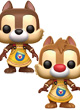 Disney Figurine Pop ( Kingdom Hearts ) 2-pack Chip & Dale / Tic & Tac   - ref.7892