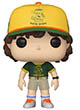 Stranger Things Pop Figurine Dustin Variante Exclu - ref.8117