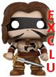 Movie Figurine Pop Vinyl ( Conan Le Barbare ) Conan Masqué Version Exclu - ref.8134