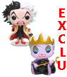 Disney Pop Figurine 2-pack Ursula & Cruella - ref.8158