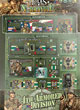 Hon - Heroes Of Normandie Punchboard 4th Armored Division Us - ref.8624