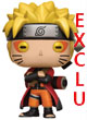 Animation Figurine Pop ( Naruto Shippuden ) Naruto Sage Mode Exclu - ref.8700