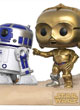Star Wars Pop Figurine 2-pack Movie Moments  - Escape Pod Landing - ref.8707