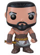 Game Of Thrones Figurine Pop Vinyl Khal Drogo - ref.8720