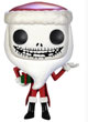 Disney Pop Figurine Santa Jack Skellington - ref.8735