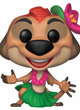 Disney Figurine Pop ( Le Roi Lion ) Luau Timon - ref.9507