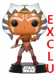 Star Wars Pop Figurine Ahsoka Tano Exclu - ref.9514