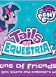 Tails Of Equestria - Jetons D'amitié (tokens Of Friendship) - ref.9915