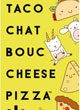 Taco Chat Bouc Cheese Pizza - ref.10097