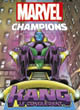 Jce Marvel Champions Pack Kang Le Conquérant (02/10/2020) - ref.10309