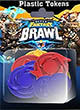 Super Fantasy Brawl Vf : Plastic Tokens Kit - ref.10491