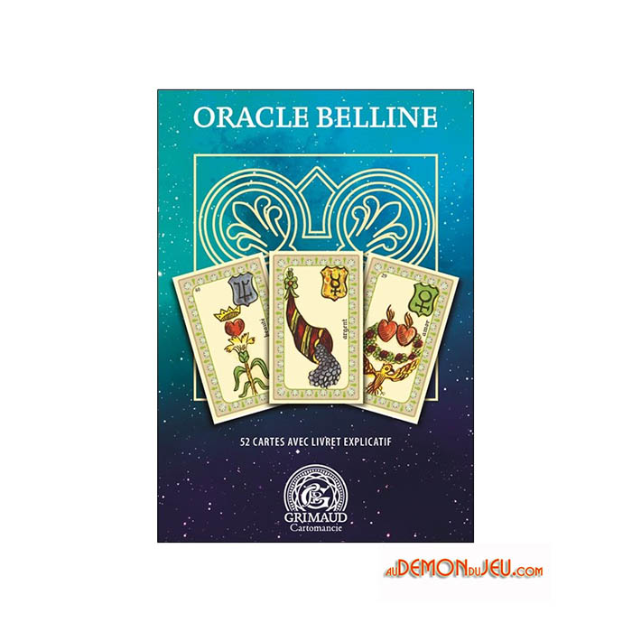 Cartomancie Oracles Oracle Belline