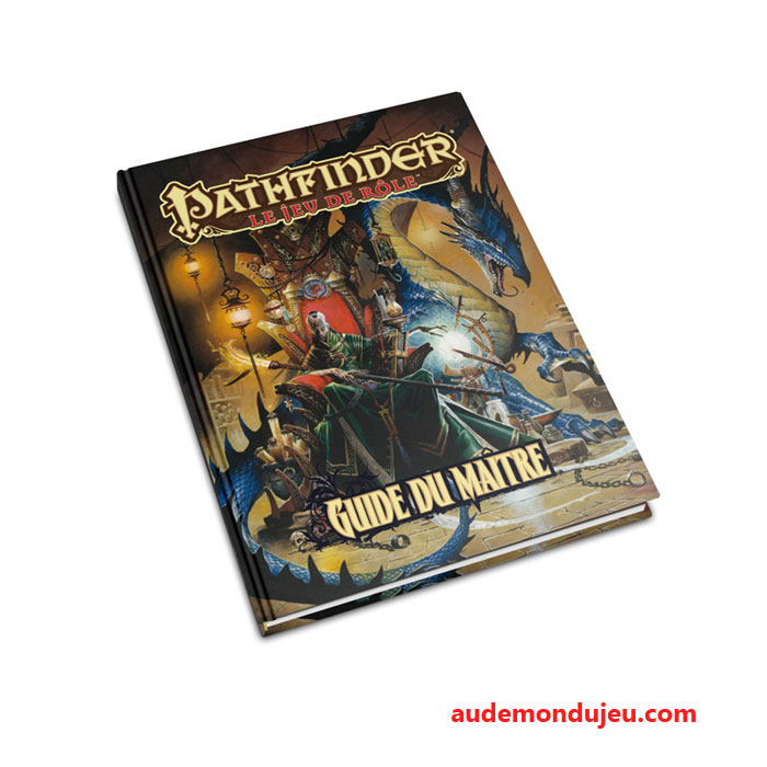 jeux de r le le livre des cinq anneaux pathfinder guide du maitre. Black Bedroom Furniture Sets. Home Design Ideas