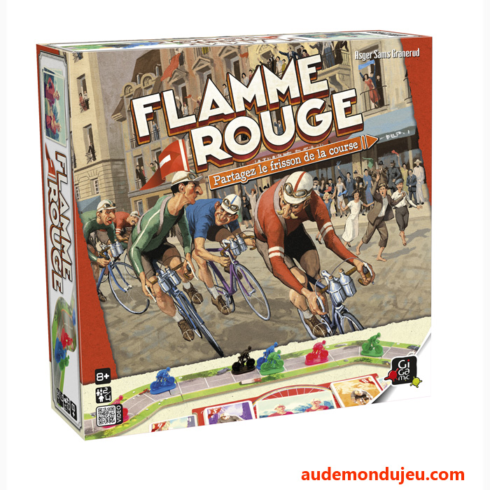 jeux de soci t meilleur jeu de l 39 ann e flamme rouge. Black Bedroom Furniture Sets. Home Design Ideas